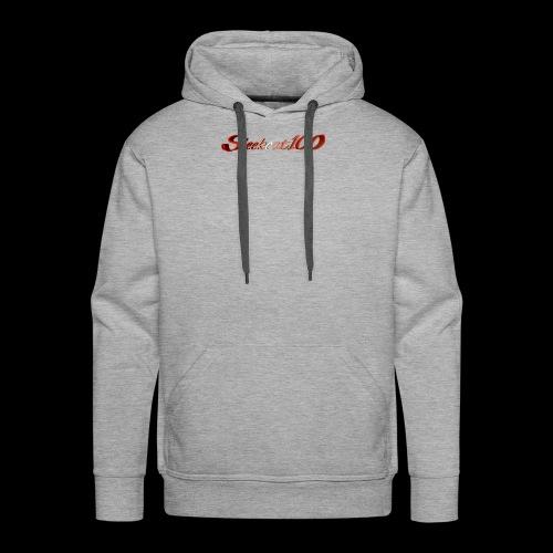 The Sleekcat100 - Men's Premium Hoodie