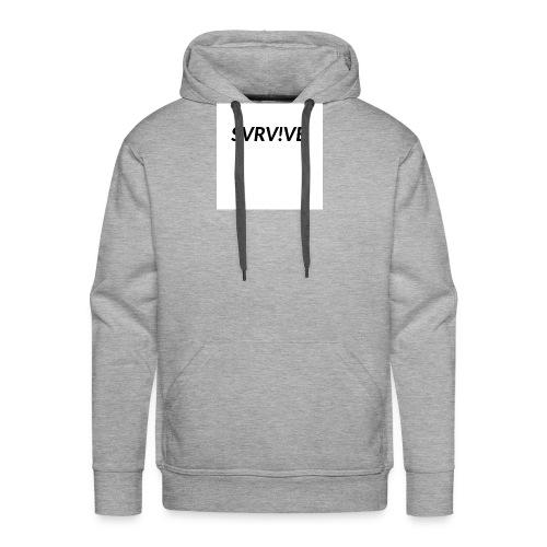 SVRV!VE - Men's Premium Hoodie