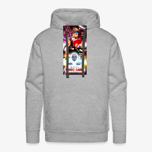 Phone Case Test png - Men's Premium Hoodie