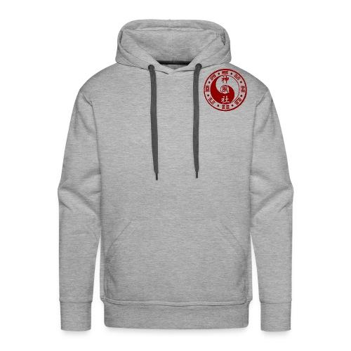 SWC LOGO RED - Men's Premium Hoodie