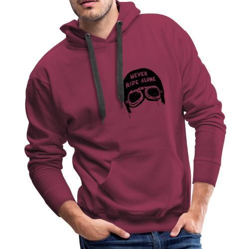Urban Cruiser - Men's Premium Hoodie
