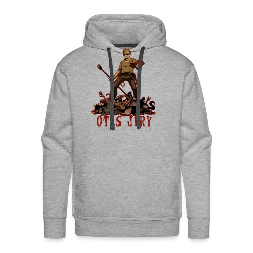 OJ Monster - Men's Premium Hoodie