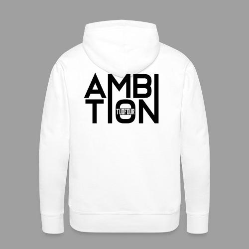 Ambitionitis - Men's Premium Hoodie