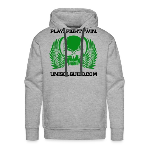 Play Fight Win - Men's Premium Hoodie