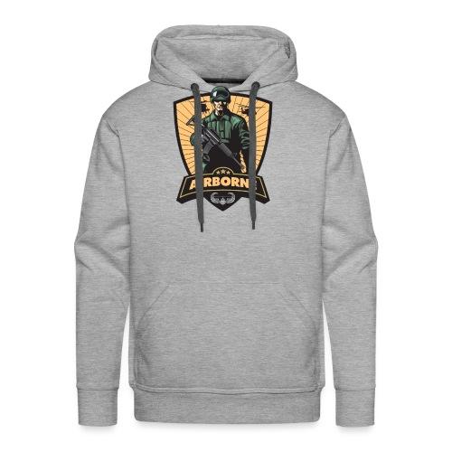 Air Assault Trooper - Men's Premium Hoodie
