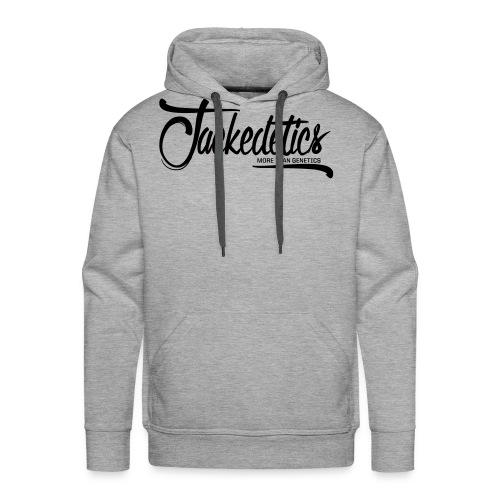 Jackedetics Cursive - Men's Premium Hoodie