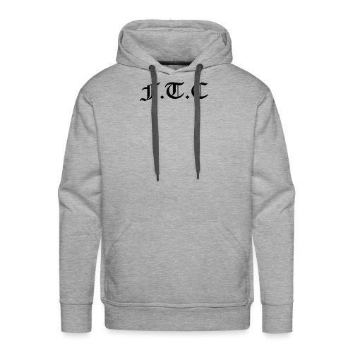 FTC Tee (heather) - Men's Premium Hoodie