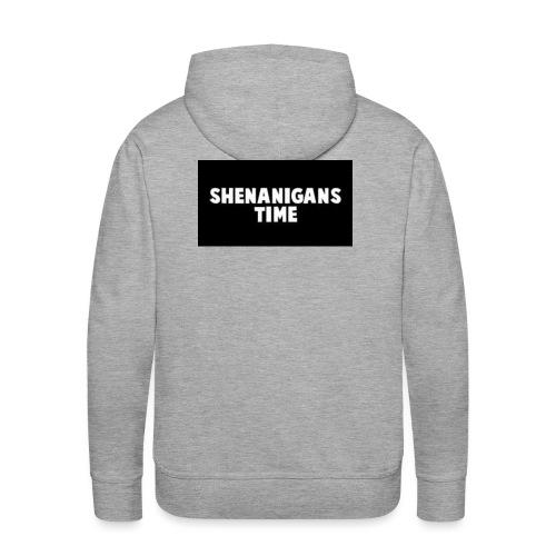 SHENANIGANS TIME MERCH - Men's Premium Hoodie