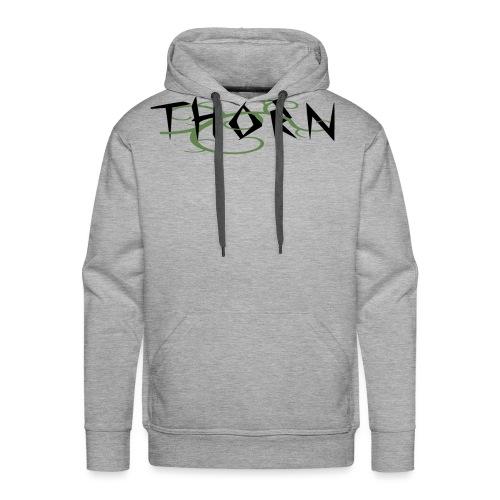 Thorn Vines Copy png - Men's Premium Hoodie