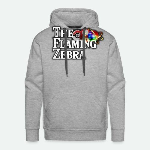 TFZ Big LOGO - Men's Premium Hoodie