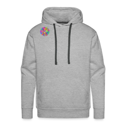 RocketBull Color - Men's Premium Hoodie