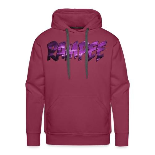 Purple Cloud Rampee - Men's Premium Hoodie