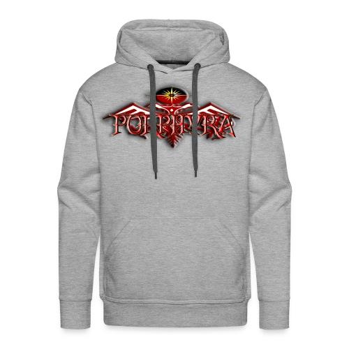 Porphyra Logo - Men's Premium Hoodie