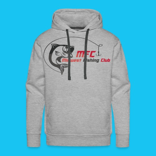 Midwest Fishing Club - Men's Premium Hoodie