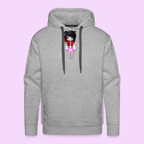 Chibi Wolfie - Men's Premium Hoodie