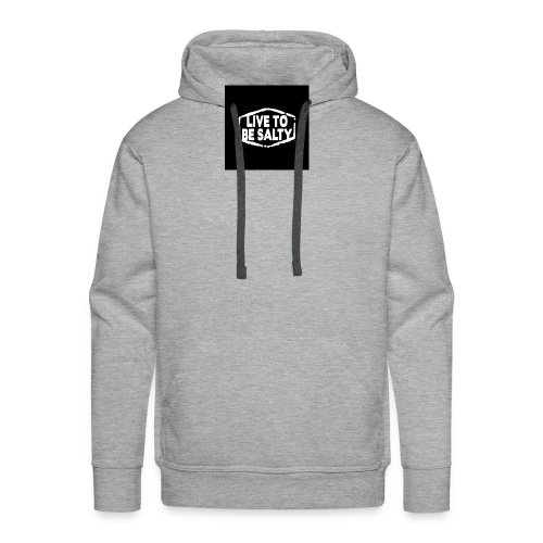 Luve to be salty merch - Men's Premium Hoodie