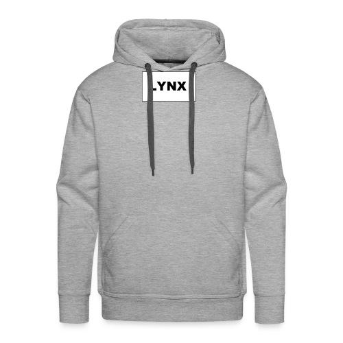 Unkindlynx Mug Limited Edition - Men's Premium Hoodie