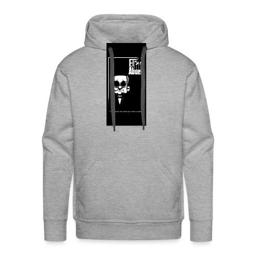 case5iphone5 - Men's Premium Hoodie