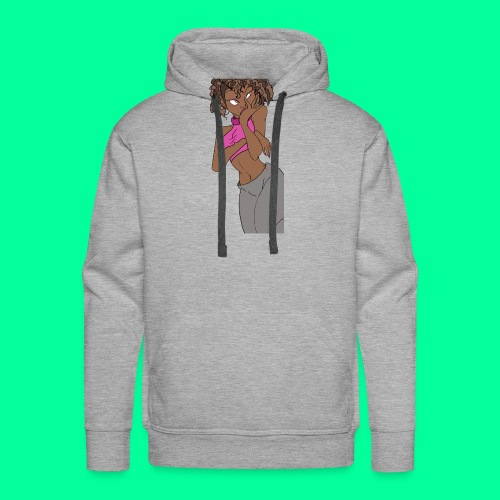 Wakandan Pink - Men's Premium Hoodie