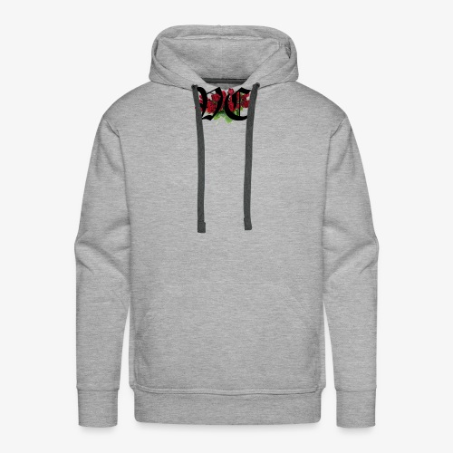 Ice's trade-mark Vaagues Clique Logo - Men's Premium Hoodie