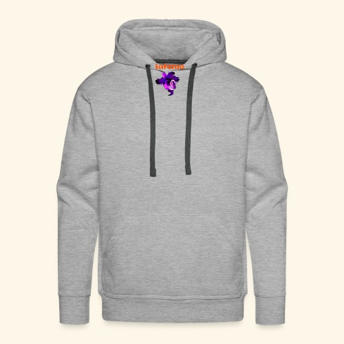 Simple design - Men's Premium Hoodie