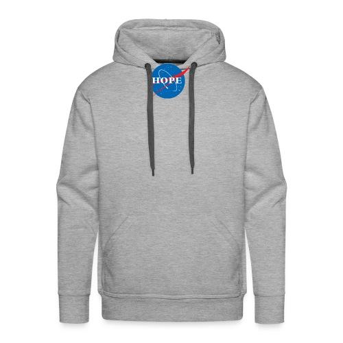 Hope (Nasa design) - Men's Premium Hoodie