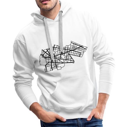 Berlin Kreuzberg - Men's Premium Hoodie