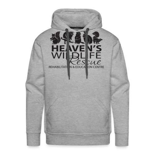 Heaven's Wildlife Rescue - Men's Premium Hoodie
