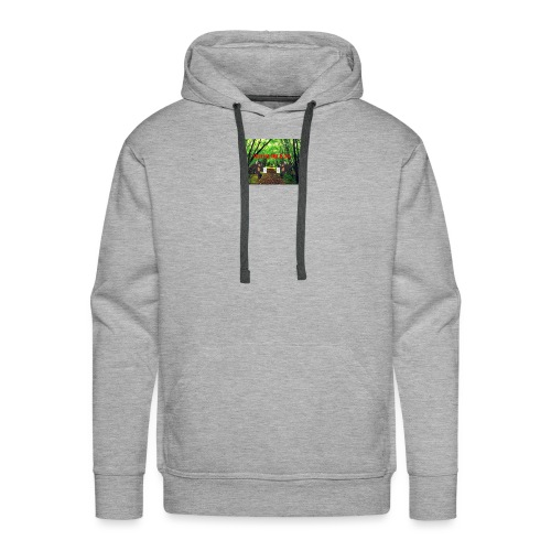 MOOSEMILK to high - Men's Premium Hoodie