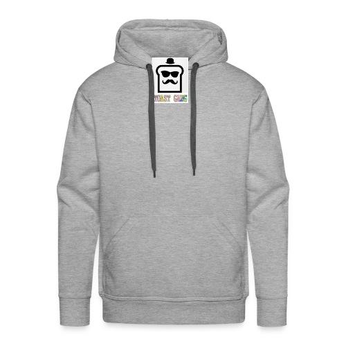 Toast Gang logo - Men's Premium Hoodie