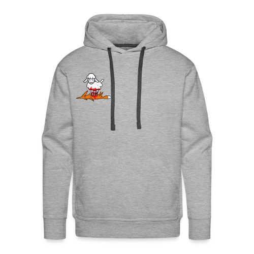 The Fox Trot - Men's Premium Hoodie