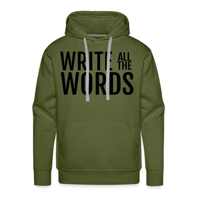 WRITE-WORDS