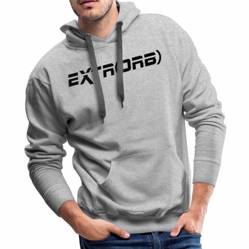 Extrorb Logo - Men's Premium Hoodie