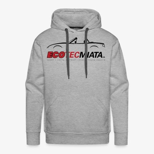 Ecotec Miata Logo - Men's Premium Hoodie