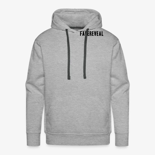 LIMITED EDITION FaceReveal - Men's Premium Hoodie
