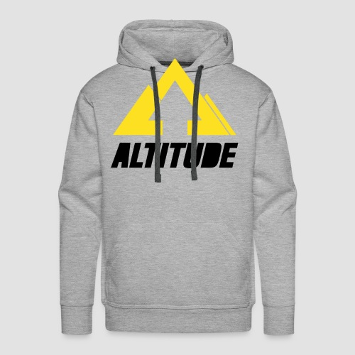 Empire Collection - Yellow 2 - Men's Premium Hoodie