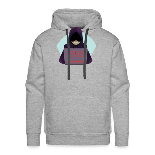 Gamer Stumedie - Men's Premium Hoodie