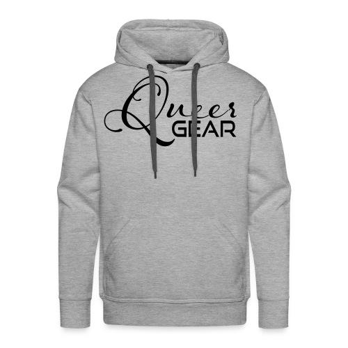 Queer Gear T-Shirt 03 - Men's Premium Hoodie