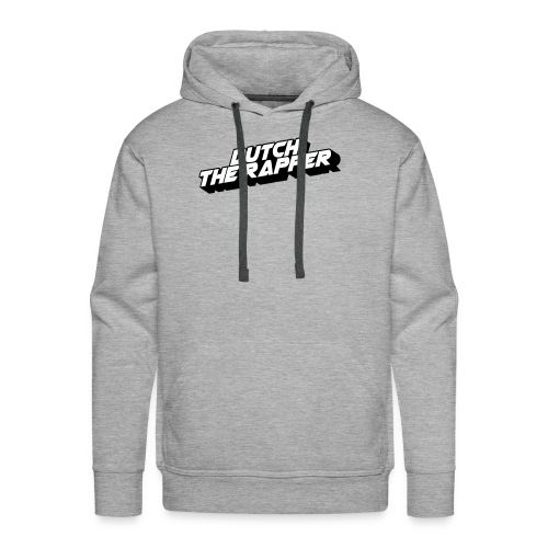 DUTCH THE RAPPER CLASSICS - Men's Premium Hoodie