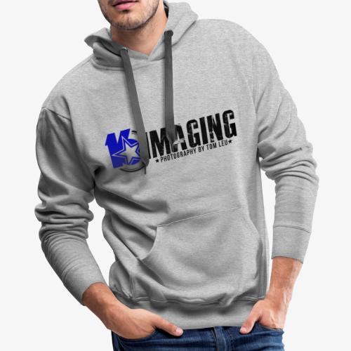 16IMAGING Horizontal Color - Men's Premium Hoodie