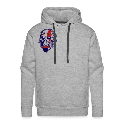 Gorilla t-shirt - Men's Premium Hoodie