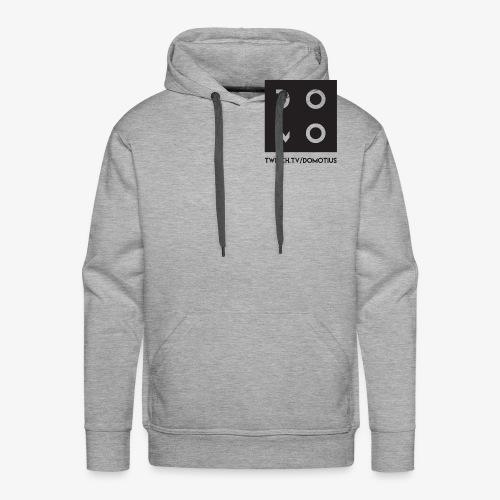 Domotius Logo Branding - Men's Premium Hoodie