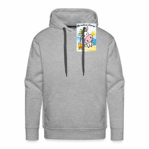 Drunken Cow Beach - Men's Premium Hoodie