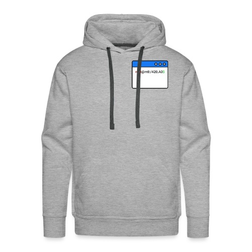~/Techniques Informatiques - Men's Premium Hoodie