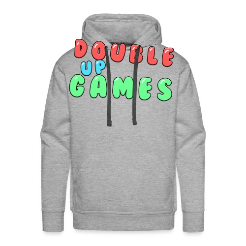 Double Up Games - Men's Premium Hoodie