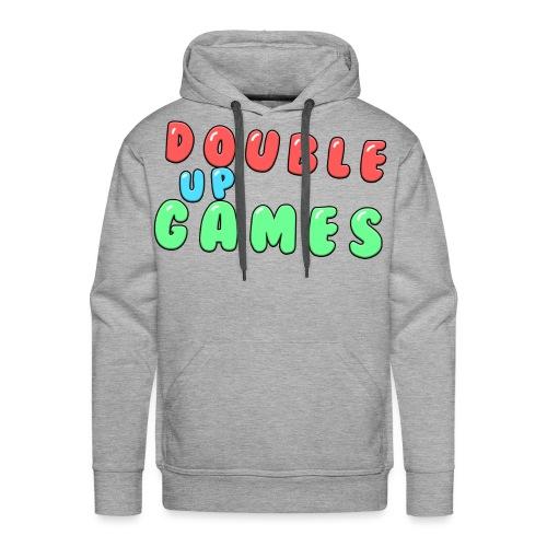 Double Up Games - Men's Premium Hoodie