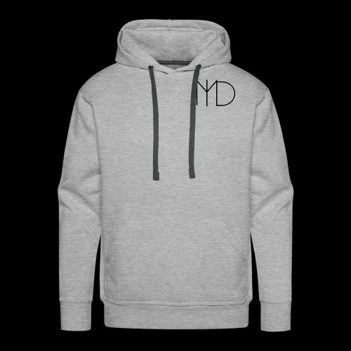 MLD Logo Classique - Men's Premium Hoodie