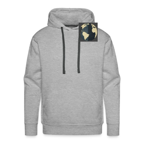 The world as one - Men's Premium Hoodie