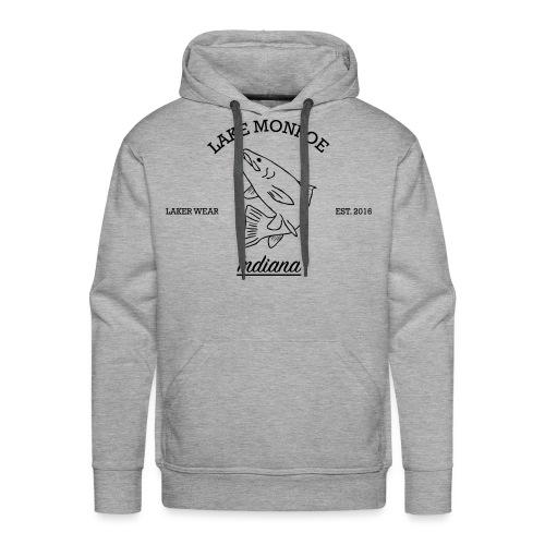 Monroe Fish Shirt - Men's Premium Hoodie