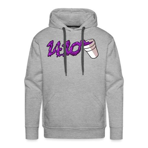 1410 Splash - Men's Premium Hoodie